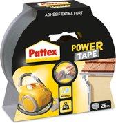 Pattex Power Tape Ducttape Ducktape Waterbestendig - 25 Meter - grijs