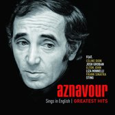 Aznavour Sings In English - Greatest Hits