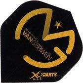 XQ-Max Michael van Gerwen Flight Zwart/Goud