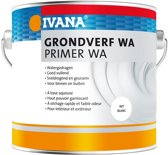 Ivana grondverf grijs watergedragen (2.5 ltr)
