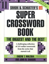 Simon and Schuster Super Crossword Book