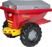 Rolly Toys rollyStreumax Aanhangwagen - Rood