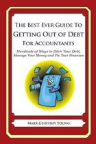 The Best Ever Guide to Getting Out of Debt for Accountants