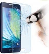 1+1 Gratis Actie Tempered Glas Screen Protector Doorzichtig 2.5D 9H (0.3mm) Samsung Galaxy A7