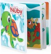 Nûby - Kleurrijk Badboekje - Met Piep