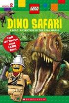 Boek cover Dino Safari (LEGO Nonfiction) van Scholastic (Onbekend)