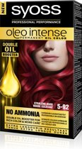 SYOSS Color Oleo Intense 5-92 Stralend Rood - Haarverf
