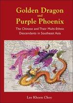 Golden Dragon and Purple Phoenix
