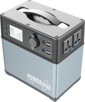 POWERplus Wallaby AC DC Energie Station Energie Accu Batterij - Uitgang 220V 12V 5V USB