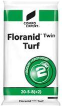 Floranid Twin Turf 25kg (nieuwe Floranid Twin Gazon) met Isodurstikstof 20-5-8 + 2MgO
