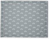 Boxdek 75x95cm Rainbow grey