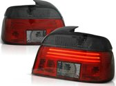 Achterlichten BMW E39 09 95-08 00 ROOD SMOKE LED