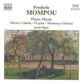 Mompou: Piano Music Vol.4