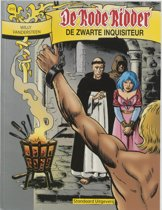 """De Rode Ridder 212 - De zwarte inquisiteur"""