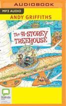Boekomslag van 'The 91-Storey Treehouse'