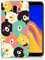 Samsung Galaxy J6 Plus (2018) Uniek TPU Hoesje Bears