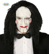 Halloween Latex Masker Marionettenpop