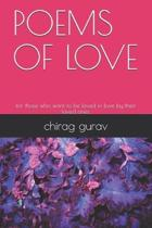 Poems of Love: for those who want to be loved in love by their loved ones.