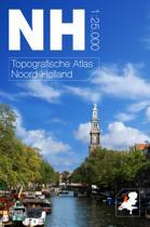 Topografische provincie atlassen 1 - Topografische atlas van Noord-Holland