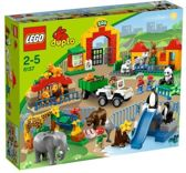 LEGO DUPLO Grote Dierentuin - 6157