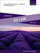 Complete EU Law