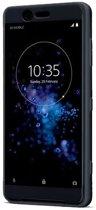 Sony SCTH50 Stl Cver Touch Black XZ2 Com