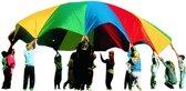 Dansdoek Parachute 6 meter voor 16 personen
