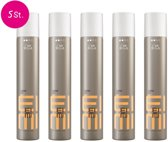 5x Wella EIMI Super Set Haarlak 500ml