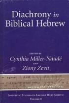 Diachrony in Biblical Hebrew