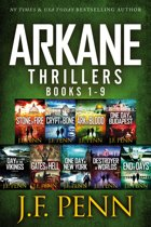 ARKANE Thriller 9 Book Box-Set