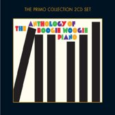 Anthology Of Boogie Woo Woogie Piano