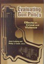 Evaluating Gun Policy