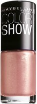 Maybelline Color Show - 46 Sugar Crystals - Roze - Nagellak