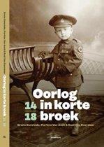 Oorlog in korte broek '14-'18