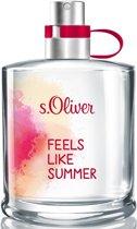 s. Oliver Feels Like Summer Eau de toilette spray 30 ml