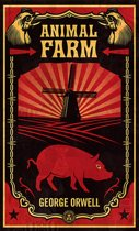 Boek cover Animal Farm van George Orwell (Paperback)
