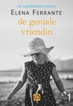 Omslag van 'De geniale vriendin - grote letter uitgave'