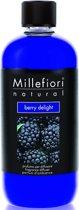 Millefiori Milano Natural navulling Berry Delight