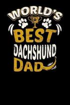 World's Best Dachshund Dad