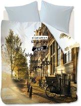Beddinghouse Studio Wanderlust - dekbedovertrek - eenpersoons - 140x200/220 - Multi