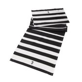 Black and White: Strepen - tafelloper