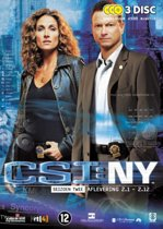 CSI New York - Seizoen 2 (Deel 1)