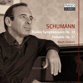 Schumann; Etudes Symp. Op. 13