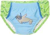 Playshoes - herbruikbare zwemluier meisjes en jongens - blauw-groen