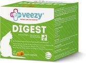 Veezy Digest Softchews Cat - Kattenspijsvertering - Tonijn 45 g 28 stuks