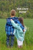 Kids Chore Journal: Kids Responsibility Tracker