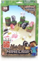 MINECRAFT - Papercraft Assortiment 30: Hostile/Animal/Utility x1