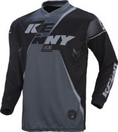 Kenny Shirt Track Black/Grey-S