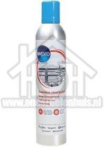 WPRO Reiniger Polierspray RVS/INOX oppervlakken 484000008495