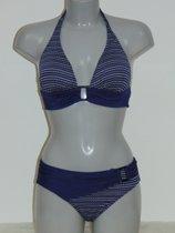 Lentiggini Pattern Zwart - Bikini Maat: 38